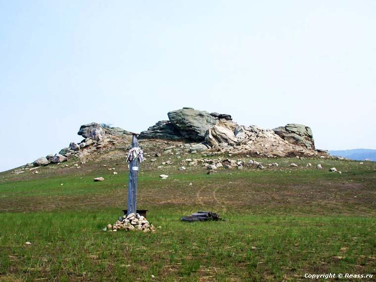Культовые места Баргузинской долины по трассе Усть-Баргузин — Уро — Майский