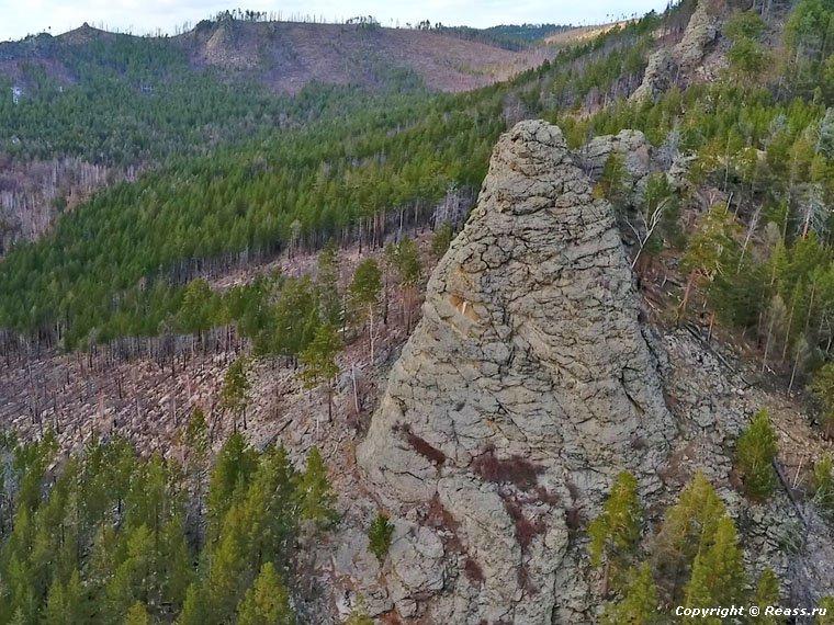 Природный комплекс скал-останцов Большой Сестреницы