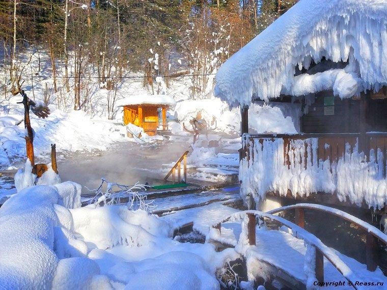 База отдыха Хакусы. Байкал. Бурятия