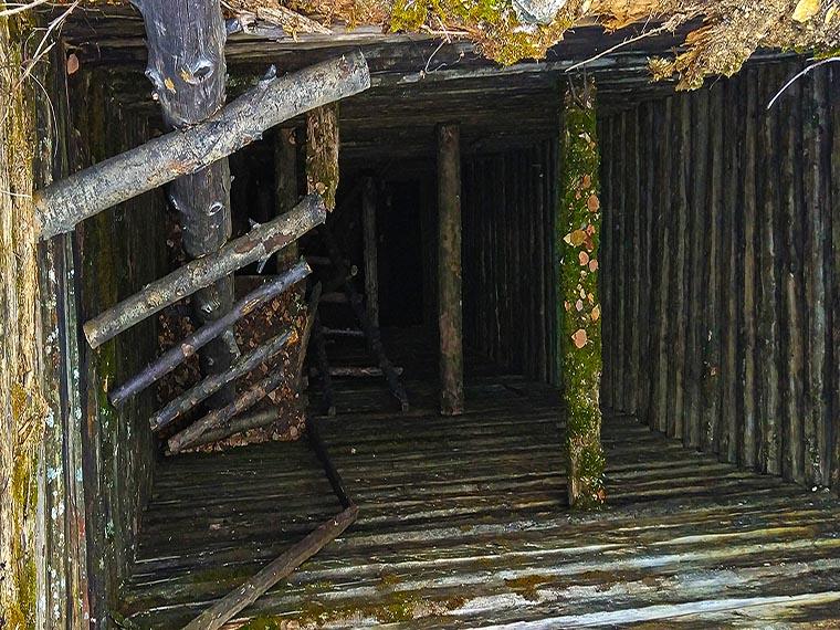 Золото Сыпчегура. Забайкальский край