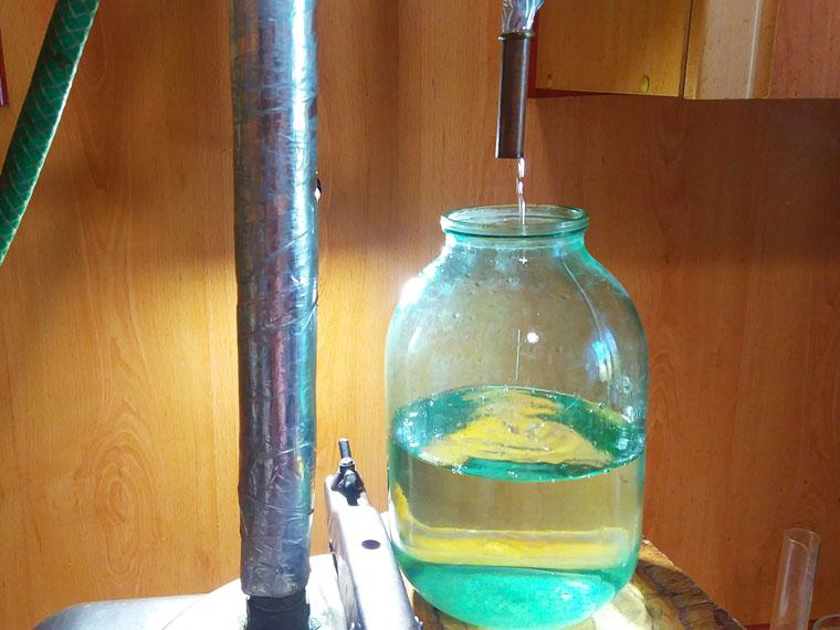 Самогон - жидкое золото или правильный самогонный аппарат